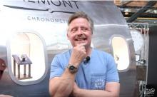 Charley Boorman reveals latest details about Long Way Up