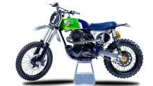 Custom Kawasaki W800 Crosser