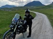 Maurizio Pistore Adventure Kawasaki