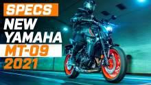 2021 Yamaha MT-09