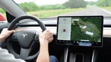 Tesla Dash